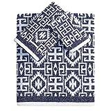 Linum Home Textiles 3 Piece Kula Premium Authentic Soft 100% Turkish Cotton ...